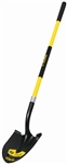 TR31198 Truper Long Handle Round Shovel with Fiberglass Handlel Sold 6 per Pack
