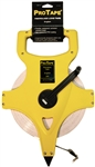 "UC59966 US Tape 1/2"" x 200' Fiberglass Open Reel Tape  Measure"