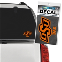 OSU DAD Decal