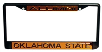 OSU Alumni License Plate Frame