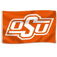 Orange OSU Brand 3X5 Flag