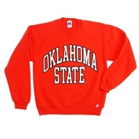 Orange Youth Full Arch Sweatshirt