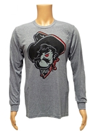 OSU O-State Shadow LS T-Shirt