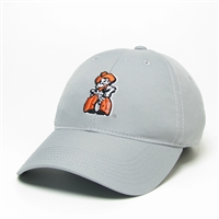 OSU Cool Fit Full Pete Grey Hat