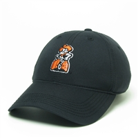 OSU Cool Fit Full Pete Black Hat