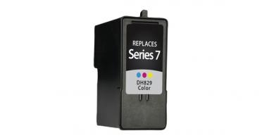 Dell Series 7 Color Ink Cartridge (CH884), High Yield