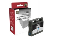 HP 933XL Cyan Cartridge, High Yield