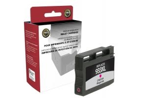 HP 933XL Magenta Cartridge, High Yield