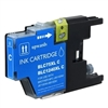 Brother LC75C Cyan Ink Cartridge, High Yield