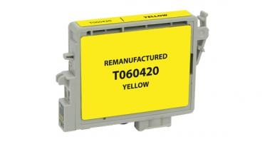 Epson T0604 Yellow Ink Cartridge (T060420)