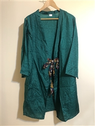 Home Sadhana Robe ~ Green