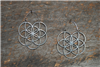 Sacred Geometry Earrings