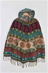 Nepalese Cape with Hood