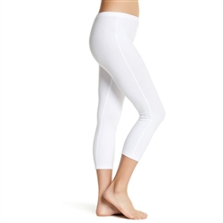 Cotton Spandex Capri Leggings