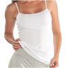 Adjustable Yoga Camisole with Shelf Bra