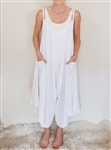 Gauze Cotton Romper