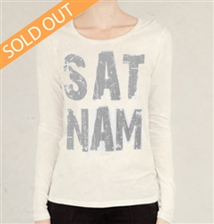 Long Sleeve Sat Nam Tee
