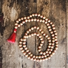 Sandalwood Mala ~ Purity