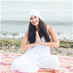 Venius White Kundalini Turban