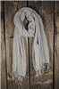 Bohemian Cotton Stole ~ Ballad Blue