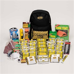 Deluxe Survival Backpack - #1 Selling 72 Hour Kit!