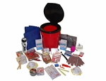 2 Person Ultimate Survival Bucket Kit