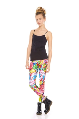 Terez Girls Lollipops Leggings