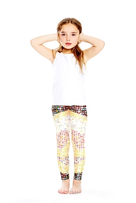 Terez Kids Emoji 3.0 Leggings