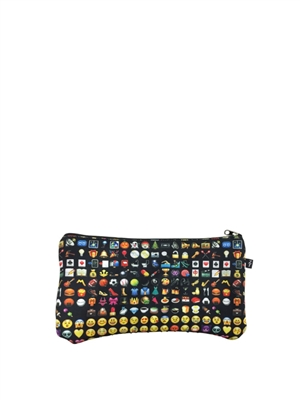 Terez Emoji Small Makeup Case
