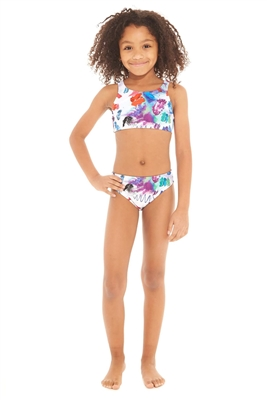Terez Kids Make Up Mess Sport Bikini