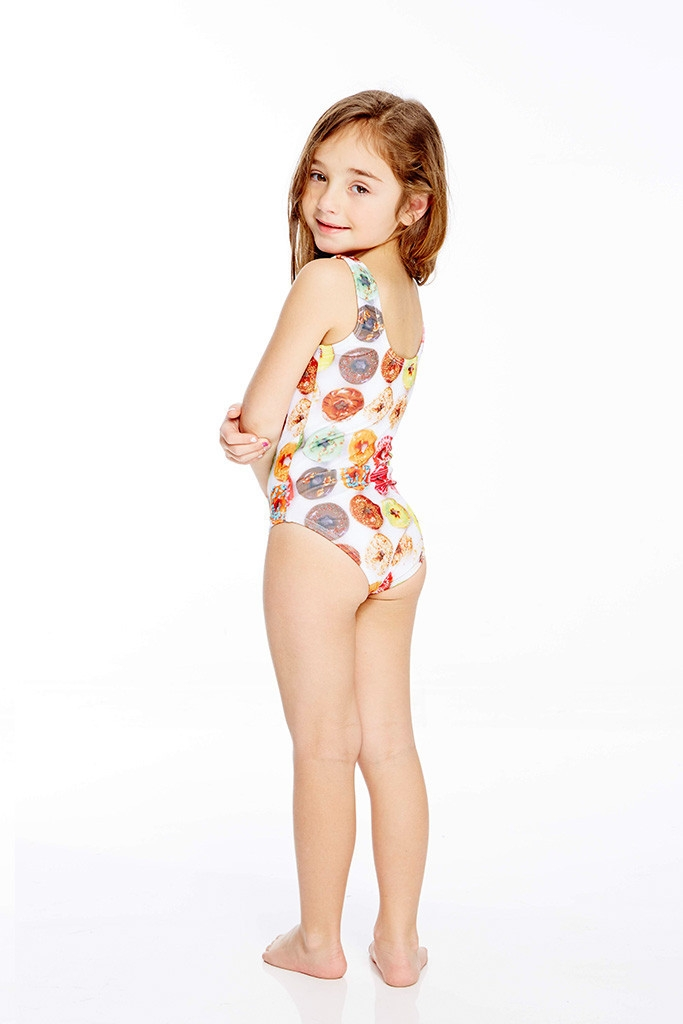 Terez Kids One Piece Donuts Speedo
