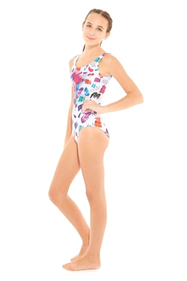 Terez Girls Make Up Mess Sport One Piece