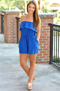 Game Time Romper