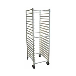 ChefsFirst offers equipment & supplies for restaurants, commercial kitchens, foodservice & manufacturing facilities. Check out our low price for this Bun Pan Rack - Knock-Down, PR1820-KD by California Cooking.