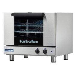 ChefsFirst offers equipment & supplies for restaurants, commercial kitchens, foodservice & manufacturing facilities. Check out our low price for this Oven, Turbofan Convection Electric, 1/2 Size - 110V, E22M3 by Moffat.