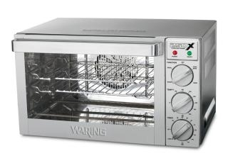 Oven, Convection Quarter Size Countertop - 120V, WCO250X by Waring.