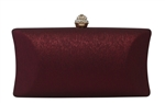 Chicastic Rhinestone Clasp Wedding Evening Cocktail Clutch Purse