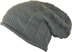 Knit Solid Color Fashion Beanie Hat