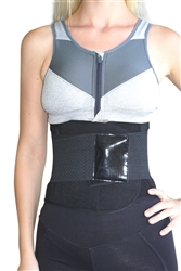 Waist Trainer Cincher Belt Fitness Body Shaper