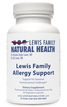 Lewis Family Allergy Support