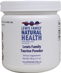 Lewis Family Taurine Powder (100 grams)