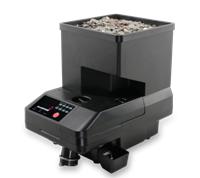 AccuBanker AB650Plus - High Capacity Coin Counter/ Sorter