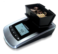 AccuBanker MS10 - Coin & Banknote Counter