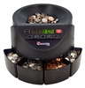 Cassida C100 - Electronic Coin Counter and Sorter