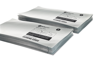 SafeScan Cleaning Cards For The 185-S/ 165-S