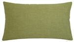 olive green cosmo linen decorative throw pillow cover