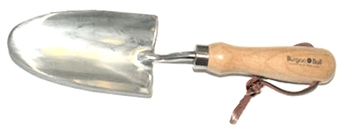 Stainless Steel Hand Trowel by Burgon & Ball