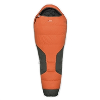 Chinook Orange Polar Comfort Sleeping Bag