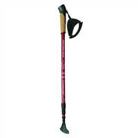 Chinook Adjustable Hiking/Skiing Nordic Strider Pole