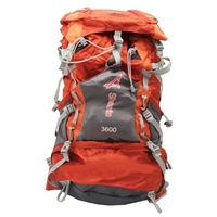 Alps Mountaineering Shasta Rust 3600 Backpack